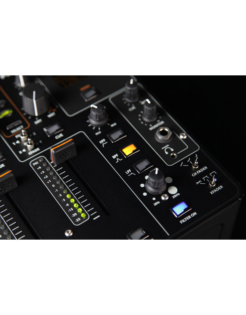 Allen & Heath Xone:DB4 4 Channel Digital DJ Mixer with Effects: Allen & Heath