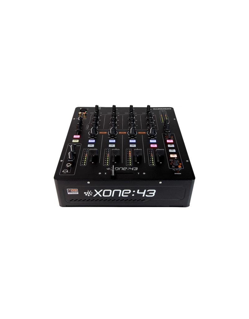 Allen & Heath Xone:43 Professional 4 Channel DJ Mixer w/ USB: Allen & Heath
