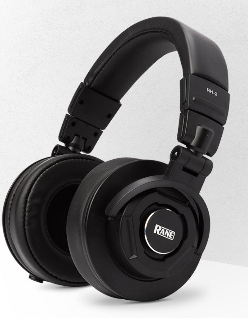 RANE RH-2 Over-Ear Monitoring Headphones