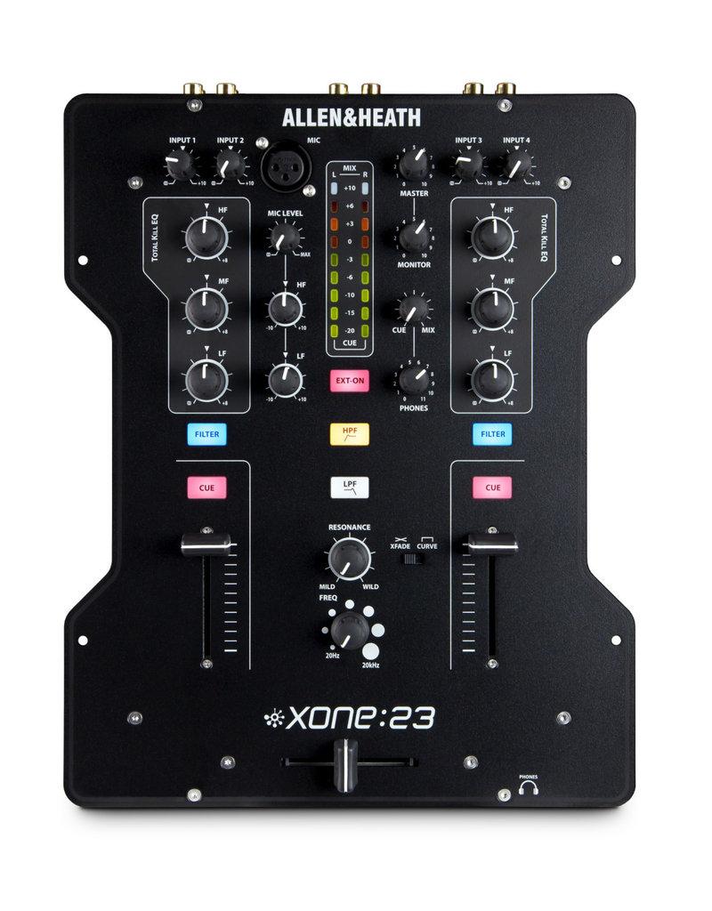 Allen & Heath Xone:23 2 Channel Mixer: Allen & Heath