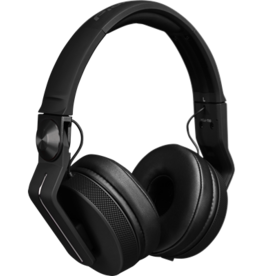HDJ-700-K Over Ear DJ Headphones Black - Pioneer DJ