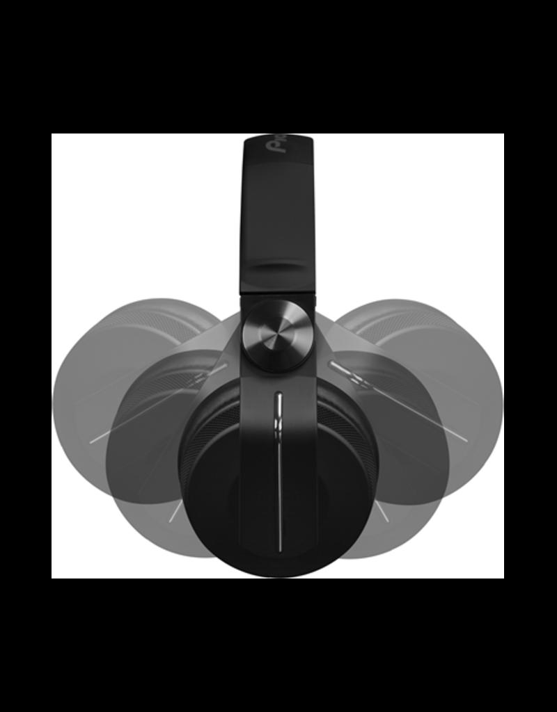 HDJ-700-K Over Ear DJ Headphones Black - Pioneer DJ