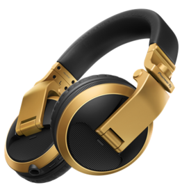 HDJ-X5BT-N Gold Over-ear DJ headphones with Bluetooth® wireless technology - Pioneer DJ