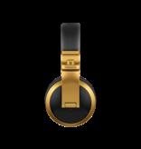 HDJ-X5BT-N Gold Over-ear DJ headphones with Bluetooth® wireless technology - Pioneer DJ