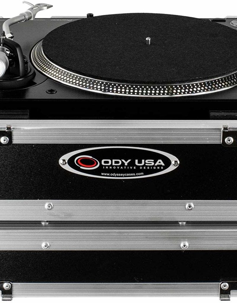 Odyssey Heavy Duty Universal Turntable Flight Case