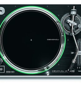 Denon VL12 Prime Professional DJ Turntable w/ High Torque Direct Drive Motor