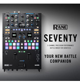 Rane SEVENTY 70 Battle Mixer Pre-Order • FREE Pair of Visual Vinyl With Purchase
