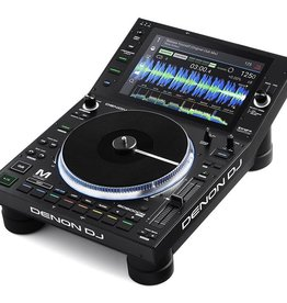 "Denon DJ SC6000M Prime Professional DJ Media Player with 8.5"" Motorized Platter and 10.1"" Touchscreen"