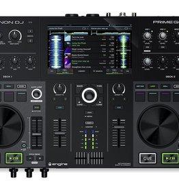 "***Pre-Order*** Denon DJ Prime GO 2-Deck Rechargeable Smart DJ Console with 7"" Touchscreen"