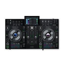"Denon DJ Prime 2 2-Deck Smart DJ Console with 7"" Touchscreen"