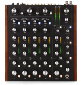 RANE MP2015 Rotary Mixer with Dual USB Ports