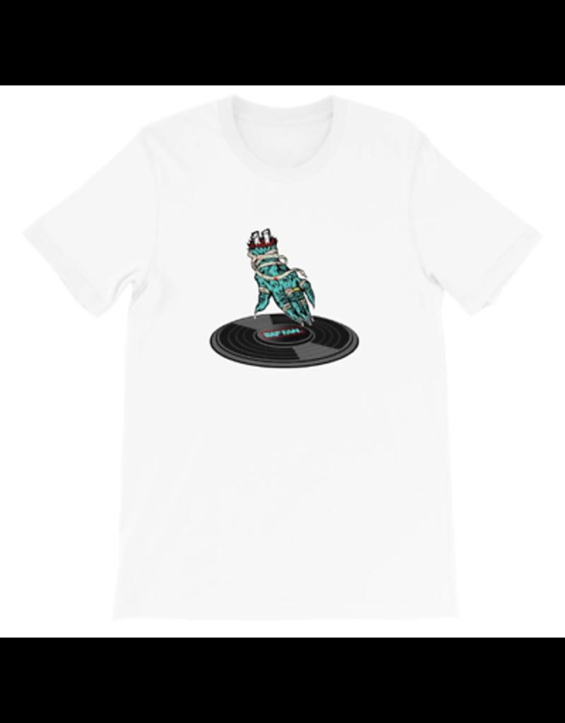 Rap Fan RTJDJ Record Hand T-Shirt (Rap Fan)