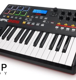 ***Limited Stock Shipping In September*** Akai MPK225 USB/MIDI Keyboard Controller