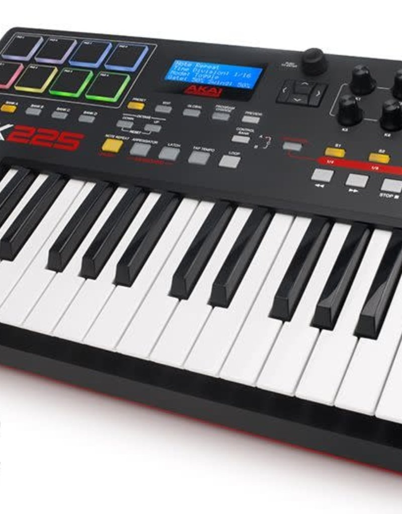 Akai MPK225 USB/MIDI Keyboard Controller