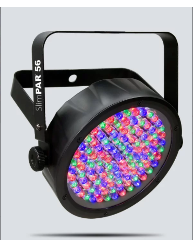 Chauvet DJ Chauvet DJ SlimPAR 56 LED Wash Light - Black Housing