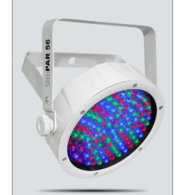 Chauvet DJ Chauvet DJ SlimPAR 56 LED Wash Light - White Housing