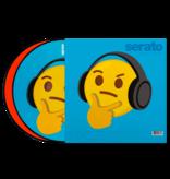 "Serato Thinking/Crying Emoji Series #4: 12"" Control Vinyl (Pair)"