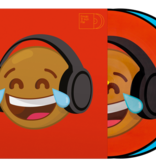 "Serato Thinking/Crying Emoji Series #4: 12"" Control Vinyl (Pair)"
