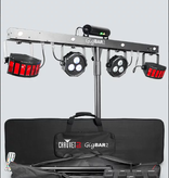 Chauvet DJ Chauvet DJ Gigbar 2 Pack-n-Go 4-in-1 Lighting System