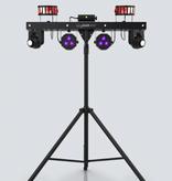 Chauvet DJ Chauvet DJ Gigbar Move Pack-n-Go 5-in-1 Lighting System