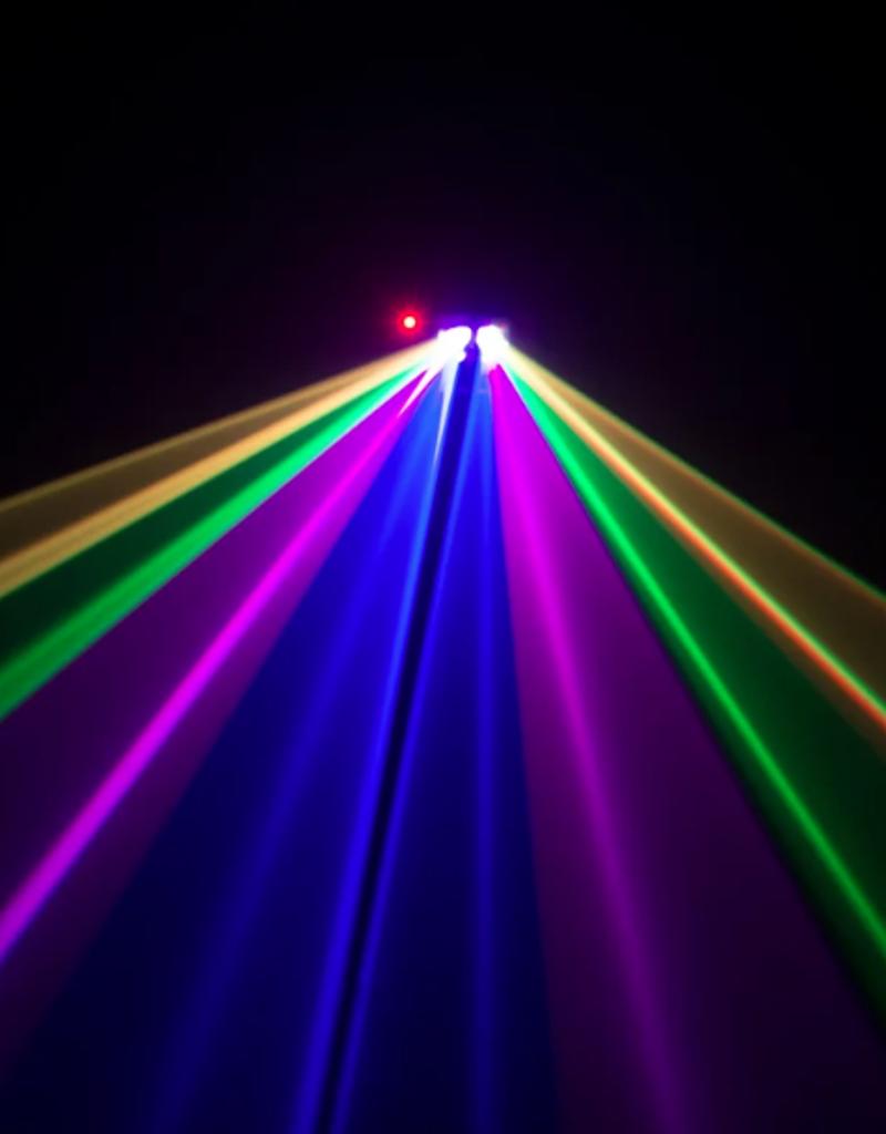 Chauvet DJ Chauvet DJ Scorpion Dual RGB Aerial Effect Laser