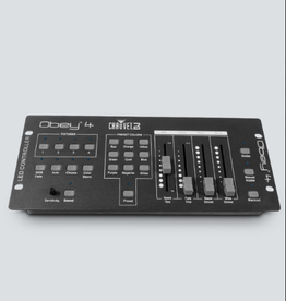 Chauvet DJ Chauvet DJ Obey 4 DMX Controller for LED Wash Lights with 3- or 4- Channel Modes