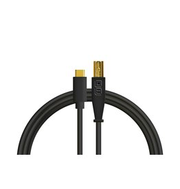 DJ Tech Tools Chroma Cables Audio Optimized USB-A to USB-C Cables