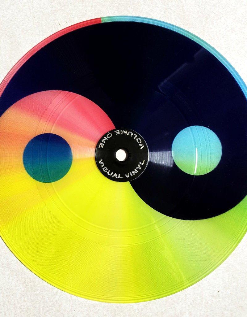 """YIN & YANG  Visual Vinyl Vol. 1: 7"""" Scratch Record"""