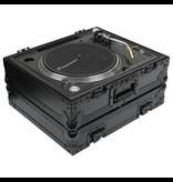 Odyssey Heavy Duty Universal Turntable Flight Case All Black