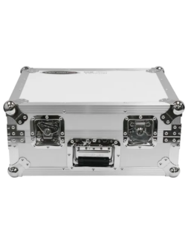 Odyssey Heavy Duty Universal Turntable Flight Case White