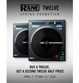 Rane Twelve Pair *Buy One - Get One Half Price*