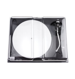 Decksaver Decksaver Turntable Cover Fits Technics 1200/1210 or Pioneer PLX-1000