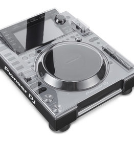 Decksaver Decksaver Pioneer CDJ-2000NXS2 Cover and Faceplate