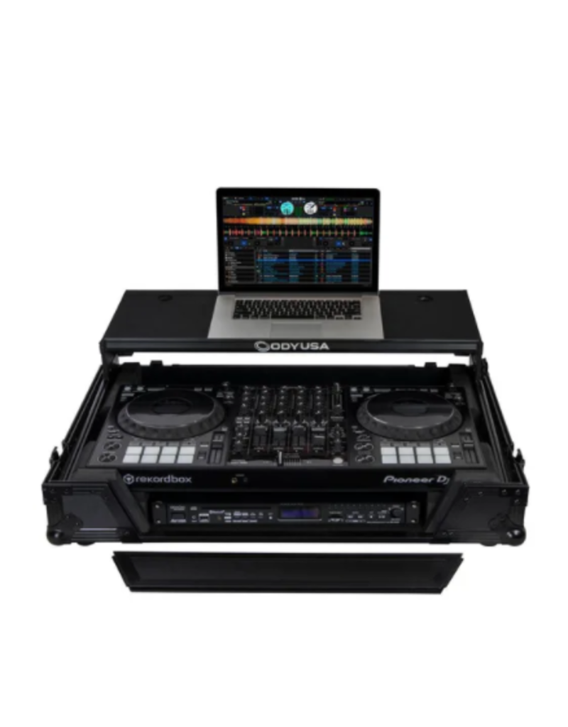 Odyssey Flight Zone DDJ-1000 / 1000-SRT Case with Glide Platform