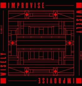 "Cut & Paste Improvise Wisely: Redmist 12"" Scratch Record - Cut & Paste Records"