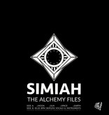 "Cut & Paste The Alchemy Files: Simiah 12"" Scratch Record - Cut & Paste Records"