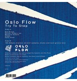 "Cut & Paste Try To Step: Oslo Flow / Alx Plato 12"" Scratch Record - Cut & Paste Records"