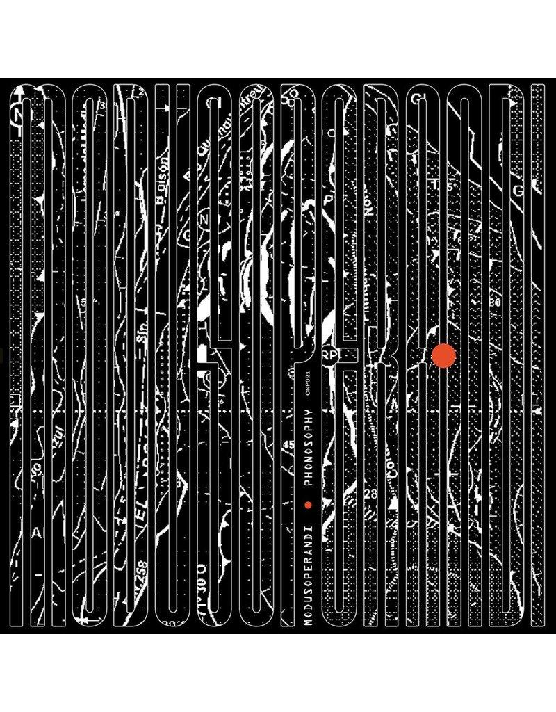 "Cut & Paste Phonosophy: Modusoperandi 12"" Scratch Record - Cut & Paste Records"