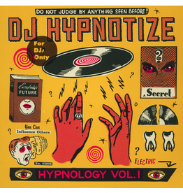 "Kutmaster Records Hypnology Volume 1: DJ Hypnotize 12"" Scratch Record"