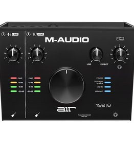 ***Pre-Order*** M-Audio Air 192 6 - 2 in / 2 out USB Audio MIDI Interface