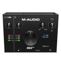M-Audio Air 192|4 - 2 in / 2 out USB Audio Interface