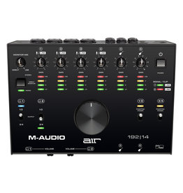 ***Pre Order*** M-Audio Air 192|14 - 8 in / 4 out USB Audio MIDI Interface