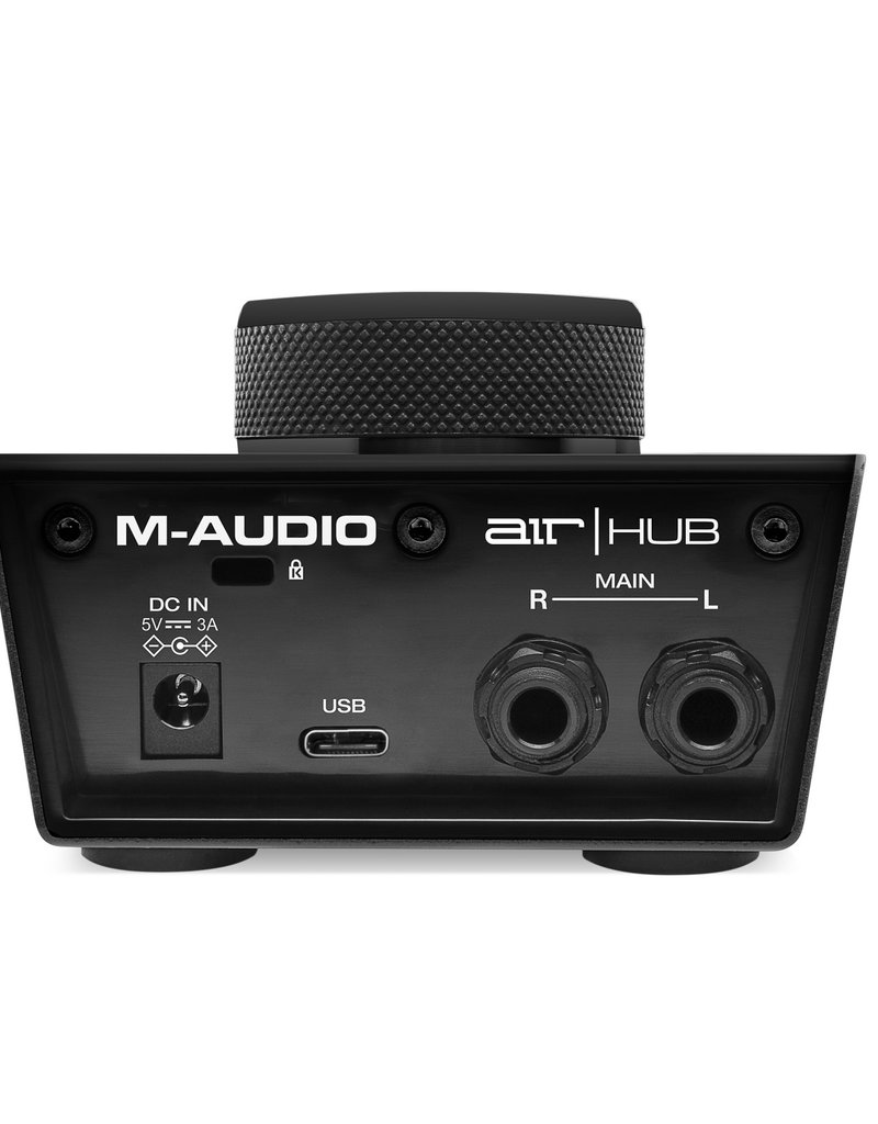 M-Audio AIR|Hub USB Monitoring Interface with Built-In 3-Port Hub