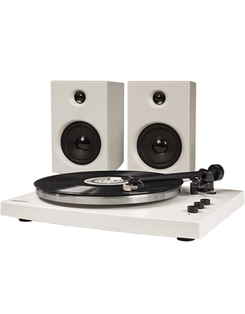 Crosley Crosley T150 Turntable System with Bluetooth Speakers Included