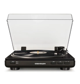 Crosley Crosley T400 Fully Automatic 2-Speed Component Turntable with Built-in Preamp Black