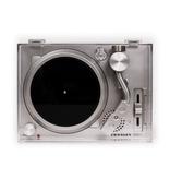 "Crosley Crosley RSD3 Mini Turntable for Real 3"" Records Silver (Single)"
