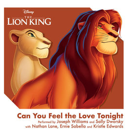 "Crosley Disney The Lion King: Can You Feel The Love Tonight 3"" Record"