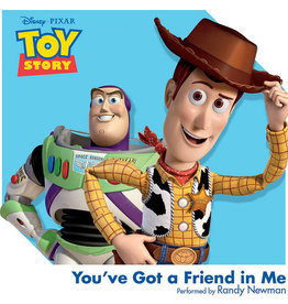 "Crosley Disney A Toy Story: You've Got a Friend in Me 3"" Record"