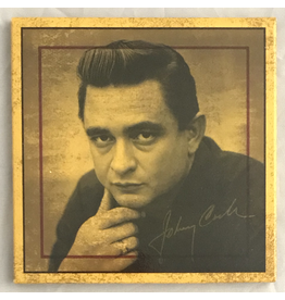 "Crosley Johnny Cash: Cry! Cry! Cry! 3"" Record"