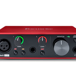 Focusrite Focusrite Scarlett Solo USB Audio Interface (3rd Gen)